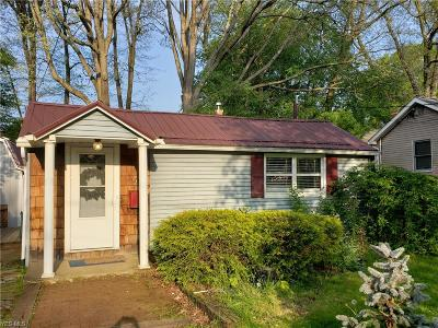 Kent Single Family Home For Sale: 575 South Francis St