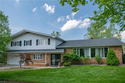 Beachwood OH Single Family Home For Sale: $479,000