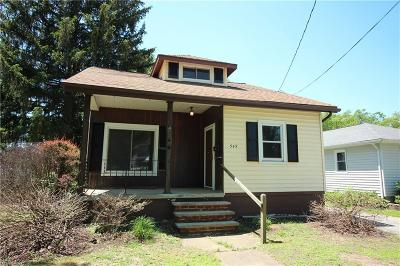 Painesville Single Family Home For Sale: 549 N State Street
