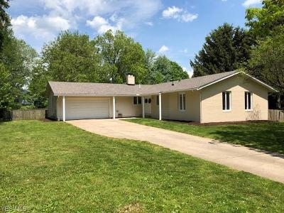 Kent Single Family Home For Sale: 1965 Pineview Dr