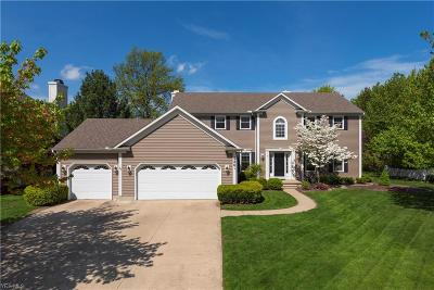Avon Lake Single Family Home Active Under Contract: 426 Regatta Drive