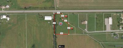 Huron County Residential Lots & Land For Sale: State Route 20