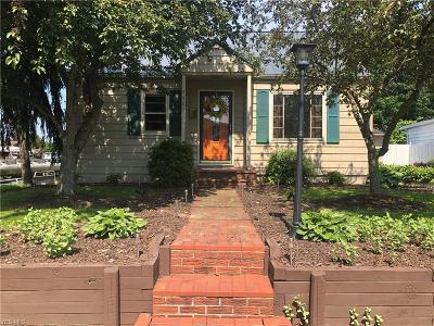 Vienna Single Family Home For Sale: 4401 9th Avenue