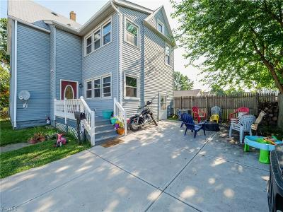 Ohio City Single Family Home For Sale: 2073 W 44th Street
