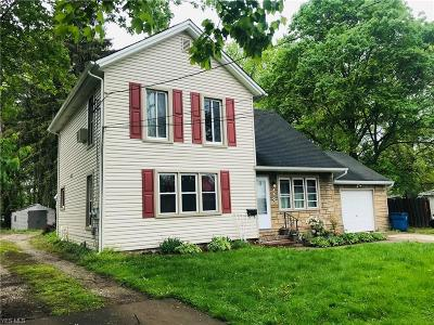 Painesville Multi Family Home For Sale: 458 Bank St