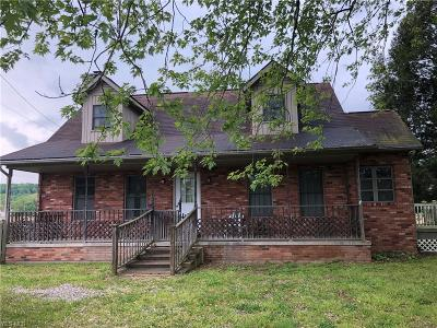 Single Family Home For Sale: 2802 River Bottom Road
