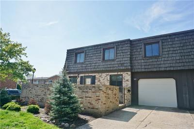 Broadview Heights Condo/Townhouse Contingent: 531 Tollis #1-01