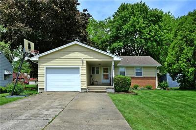 Boardman Single Family Home For Sale: 720 Indianola Road