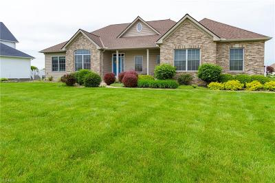 Lagrange OH Single Family Home For Sale: $315,537