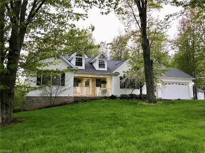 Conneaut Single Family Home Active Under Contract: 7445 Kingsboro Drive