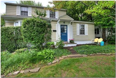 Shaker Heights Single Family Home For Sale: 20849 Halworth Rd