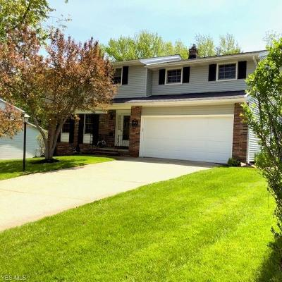 Parma Single Family Home For Sale: 2293 Judy Dr