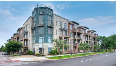 Shaker Heights Condo/Townhouse For Sale: 16800 Van Aken Blvd #305