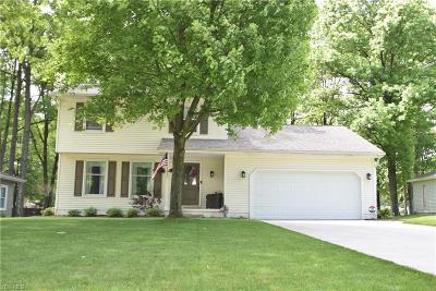 Boardman Single Family Home Active Under Contract: 1435 Turnberry Drive