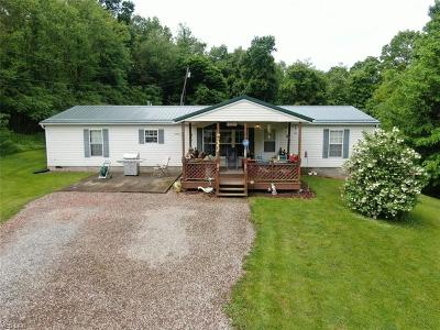 Single Family Home For Sale: 10715 Township Road 402 Northeast