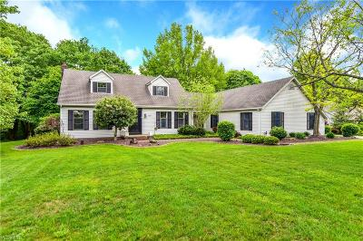 Canfield Single Family Home For Sale: 5581 Leffingwell Road