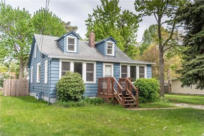 Willoughby Single Family Home Contingent: 1097 Garden Rd