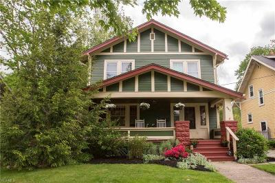 Chagrin Falls Single Family Home For Sale: 441 E Washington Street