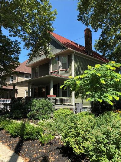 Cleveland Single Family Home For Sale: 3279 Scranton Road
