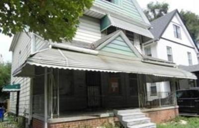 Cleveland Single Family Home For Sale: 10843 Hampden Avenue