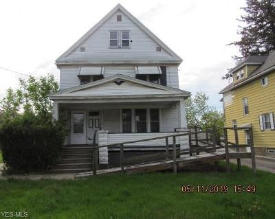 Elyria OH Single Family Home For Sale: $15,000