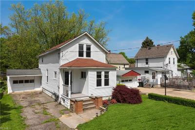 Amherst OH Single Family Home For Sale: $120,000