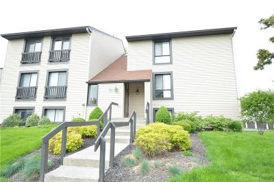 Sagamore Hills Condo/Townhouse Active Under Contract: 6280 Greenwood Py #401