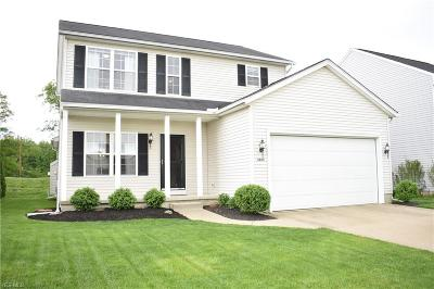 North Ridgeville Single Family Home Contingent: 38411 Misty Meadow Trl