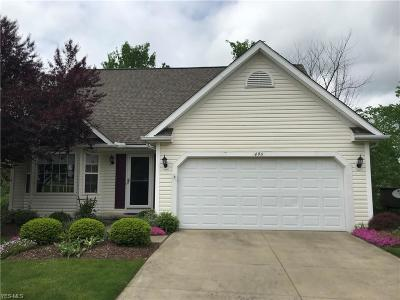 Medina County Single Family Home For Sale: 496 Rockledge Ln