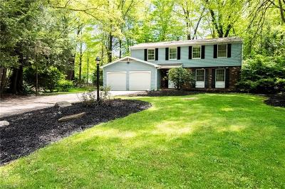 Single Family Home For Sale: 8872 Sherwood Dr Northeast