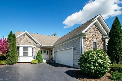 Chagrin Falls Condo/Townhouse For Sale: 542 Honeysuckle Ln