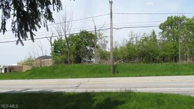 North Royalton Residential Lots & Land For Sale: Wallings Rd