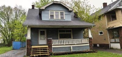 Cleveland Single Family Home For Sale: 3891 E 147th Street