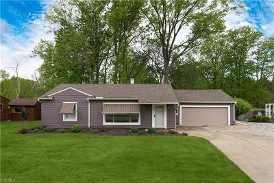 Willoughby Single Family Home For Sale: 2880 Reeves Rd