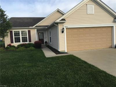 North Ridgeville Single Family Home For Sale: 9174 Vernon Hill