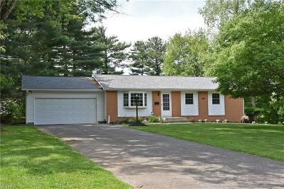 Zanesville Single Family Home For Sale: 2740 S Lawndale Place