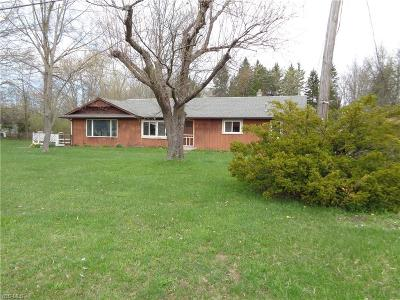 Single Family Home For Auction: 26740 Royalton Rd