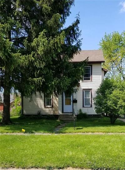 Elyria Multi Family Home For Sale: 406 Columbus Street