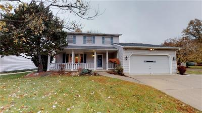 North Olmsted Single Family Home For Sale: 24700 Tara Lynn Dr
