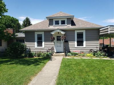 Perry County Single Family Home Active Under Contract: 543 Eastern Avenue