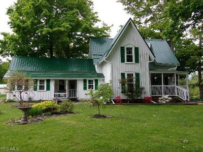 Andover Single Family Home For Sale: 5304 Us Route 6
