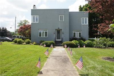 Guernsey County Single Family Home For Sale: 1203 N 8th Street
