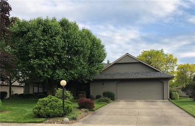 Strongsville OH Single Family Home Pending: $249,900