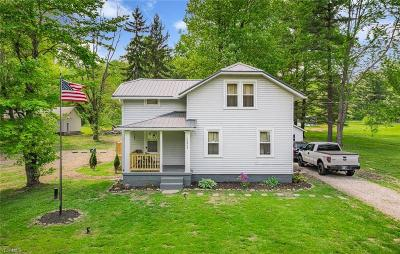 Single Family Home Active Under Contract: 12885 Atwater Avenue