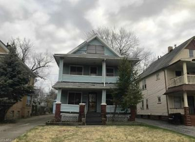Cleveland Multi Family Home For Sale: 4253- 4255 E 124th Street