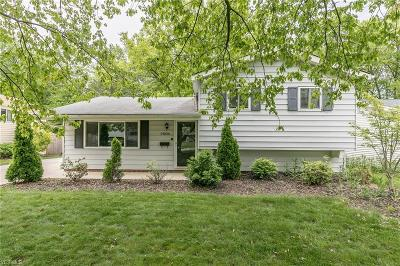 North Olmsted Single Family Home For Sale: 24826 Fawn Drive