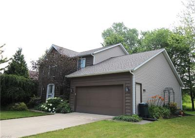 Mentor Single Family Home For Sale: 7910 Champaign Dr