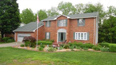 Marietta Single Family Home For Sale: 300 Flintwood Dr