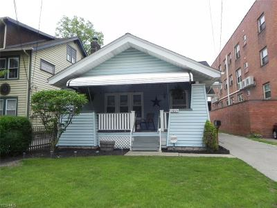 Lakewood Single Family Home For Sale: 1665 Wagar Ave