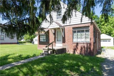 Warren Single Family Home For Sale: 1364 Adelaide Avenue